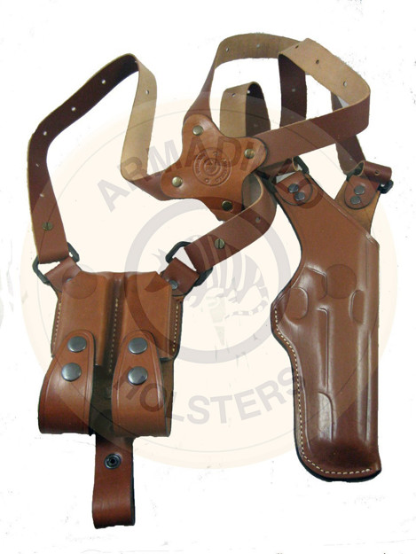 Picture of ARMADILLO HOLSTERS VERTICAL SHOULDER HOLSTER FOR SMITH&WESSON MP MODELS