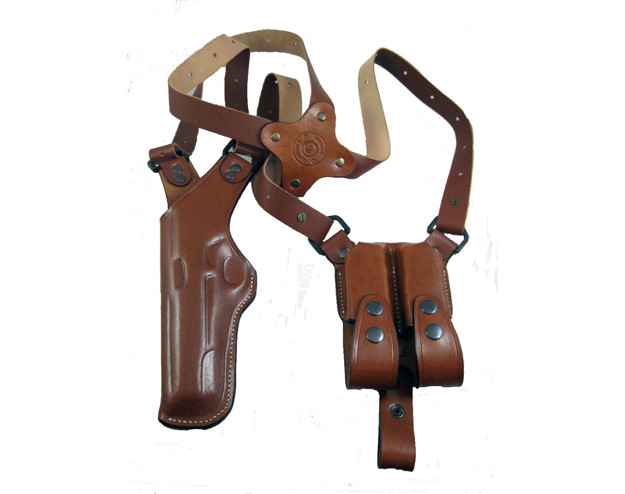 Picture of LEFT HAND ARMADILLO HOLSTERS VERTICAL SHOULDER HOLSTER FOR SIG SAUER