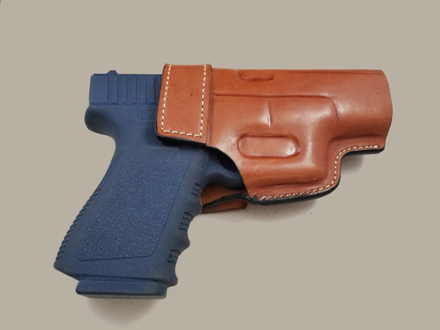 Picture of Armadillo Holsters Tan Belt Holster for Glock