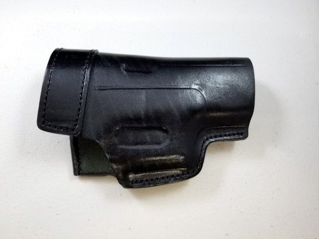 Picture of Armadillo Holsters Black Belt Holster for Glock